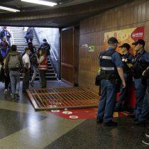 Guardias del Metro emplazan al Gobierno a abordar el problema de las evasiones