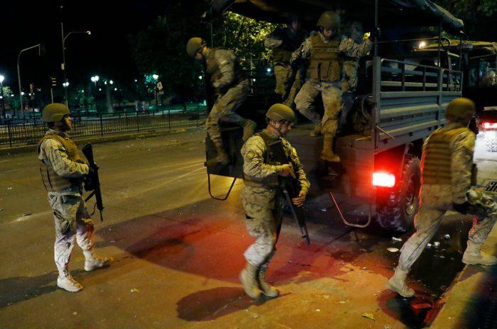 Fiscalía acusa a un militar por lesiones graves contra un civil en Colina