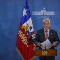 Filtran audio de Piñera en el que dice que se decretará toque de queda