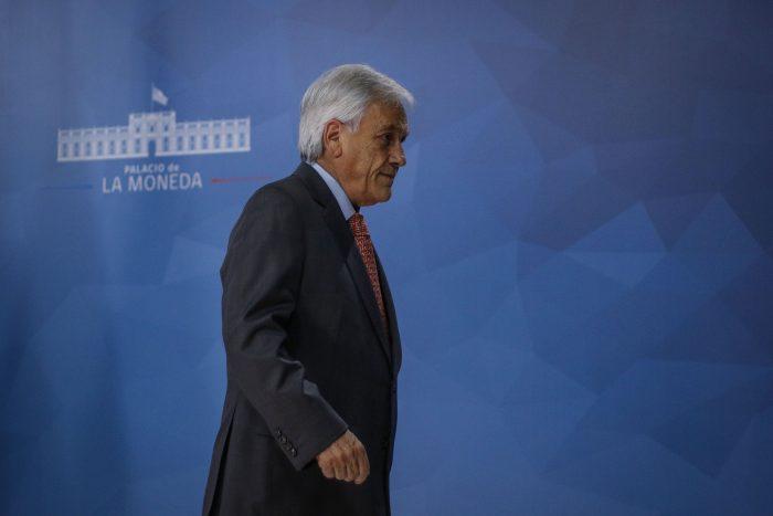 Oposición reacciona al anuncio de Piñera: