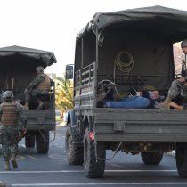 Presentan recurso de amparo en contra de Contralmirante Carlos Huber por toque de queda en la Provincia de Concepción