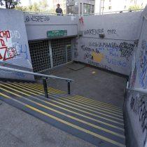 """Jueces aclaran que """"no encontraron huellas de tortura"""" en estación Baquedano pero derivaron investigación a Fiscalía"""