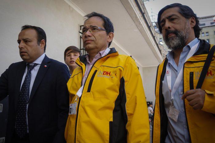 Agresión a Observador del INDH: Sergio Micco presenta querella y desmiente a diputada Núñez que calificó el hecho como