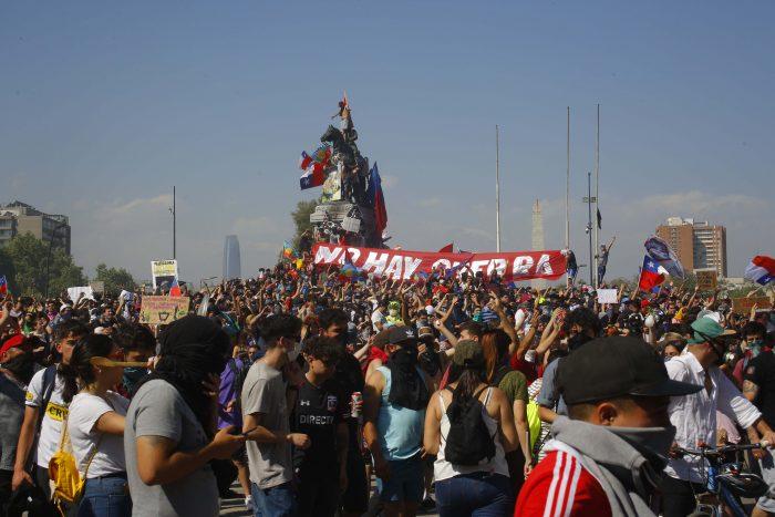La rebelión por la dignidad y las alianzas redistributivas en Chile
