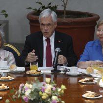 Piñera le pide al Congreso que dejen de