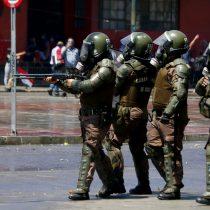 INDH presentó querella por carabinera herida por funcionario de Fuerzas Especiales