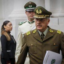 General director de Carabineros anunció un sumario administrativo por funcionario del INDH herido