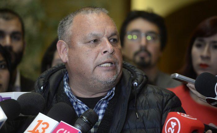 Denuncian amenazas de muerte contra secretario general de Modatima, Rodrigo Mundaca