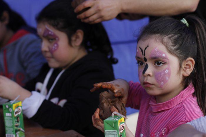 Cómo cuidamos a las y los niños en tiempos de conmoción social