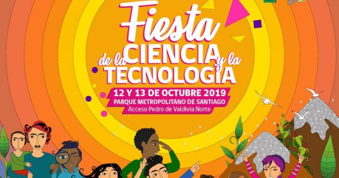 Fiesta de la Ciencia y la Tecnología 2019 en Parque Metropolitano de Santiago