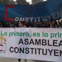 La Convención Constituyente, ¿es una Asamblea Constituyente?