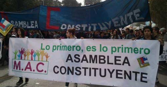 El momento constituyente de Chile