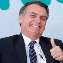 """Bolsonaro asegura que """"quedarse en casa"""" para evitar COVID-19 es para débiles"""
