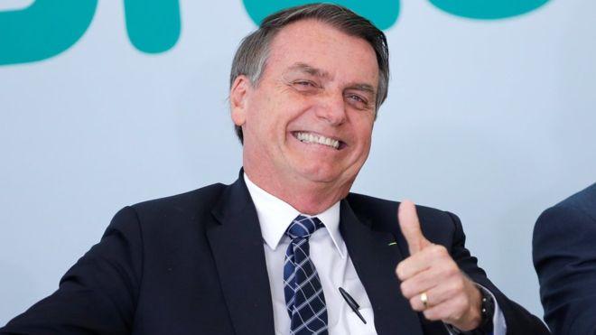 Bolsonaro asegura que