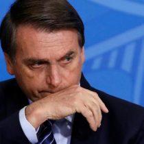 Bolsonaro dice estar preocupado con