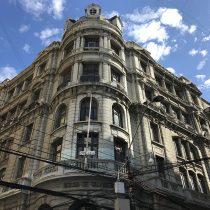 Por si quiere ser el dueño... rematan la Bolsa de Valparaíso