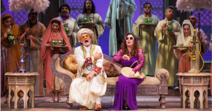 """Crítica de Ópera:  Qué mejor Mustafa en """"La Italiana en Argel"""""""