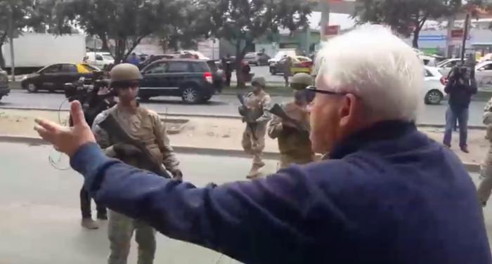 Movimiento telúrico social aumenta en magnitud: manifestantes desafían a militares en pleno Estado de Emergencia