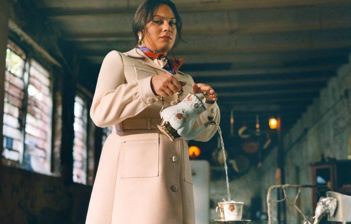 """""""Habitar y resistir"""" el potente relato de Daniela Vega en campaña de Gucci"""