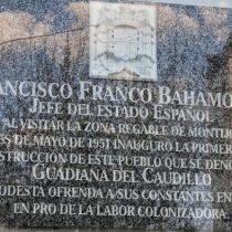 Gobierno de España asegura que exhumación de Franco será sin honores