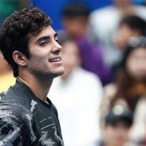 Un tanque en ascenso: Garín se instaló en cuartos del Abierto de Córdoba y logra el mejor ranking de su carrera