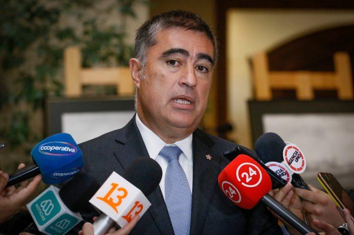 Presidente de RN por petición de renuncia a Pepe Auth: