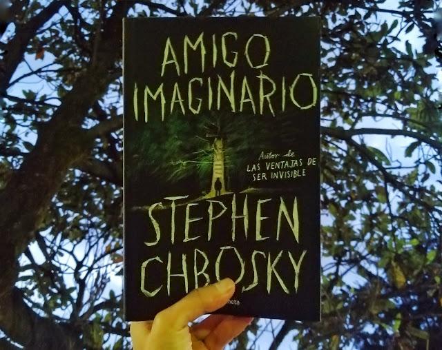 """Autor de """"Las ventajas de ser invisible"""" publica novela de terror"""