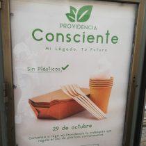 Plásticos de un solo uso contrarreloj en Providencia: 29 de octubre se inician restricciones