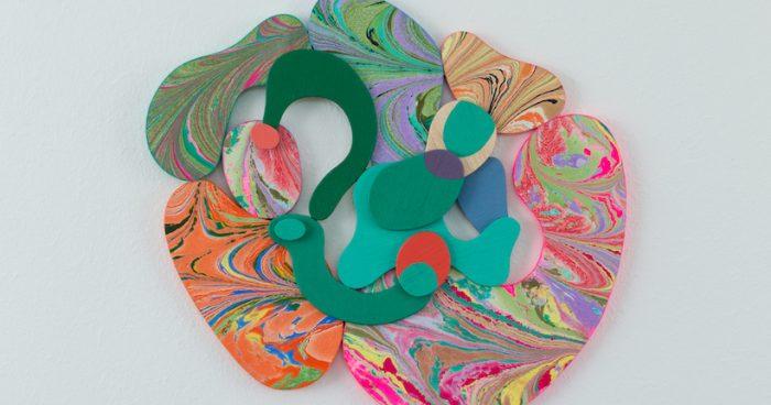 """Exposición """"La Vida De Las Formas"""" de Paula Dünner en Centro de Extensión UC"""