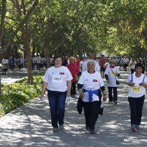 Empoderando la vejez: dos mil asistentes espera la II versión de Camina 60+