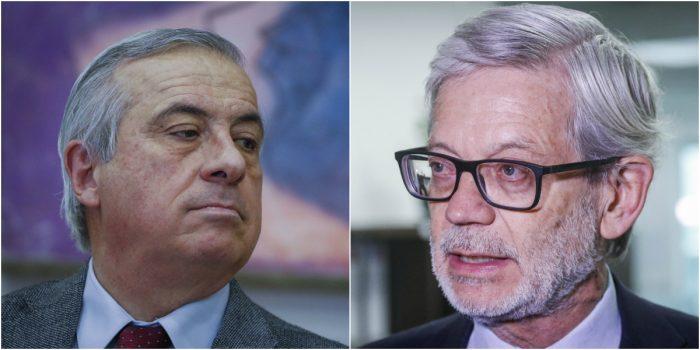 No hay la misma mirada en el Gobierno: Mañalich y Fontaine discrepan por fallo del TC a favor de las ópticas