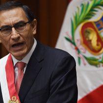 Presidente de Perú: las clases presenciales no se retomarán hasta que