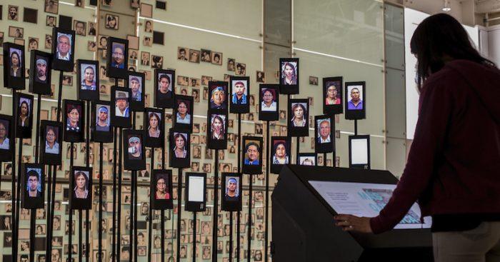 Museo de la Memoria incluye relatos de pueblos originarios a su muestra permanente