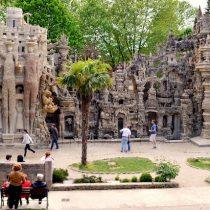 Una historia asombrosa: el cartero Cheval y su palacioen Rhône-Alpes