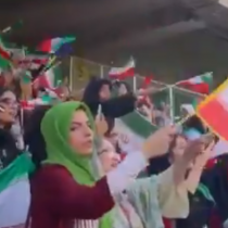 Histórico: tras 40 años, las mujeres iraníes pudieron asistir libremente a un partido de su selección