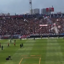El superclásico ya se palpita: 15 mil hinchas de Colo Colo llegaron al tradicional