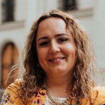 """Alessia Injoque, presidenta de Iguales: """"Hace muy poco que Chile se abrió a permitir la existencia de las personas trans"""""""