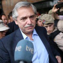 Fernández gana la presidencia de Argentina en primera vuelta: según primeros resultados oficiales