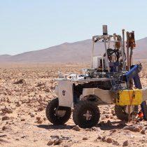 La NASA probará en el desierto de Atacama un taladro para buscar vida en Marte