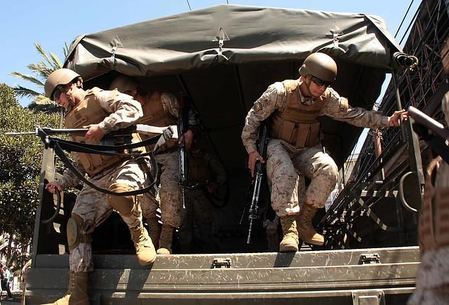 Armada confirma que funcionarios participaron en saqueos en Hualpén