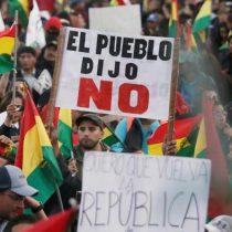 Bolivia cierra dividida la campaña electoral