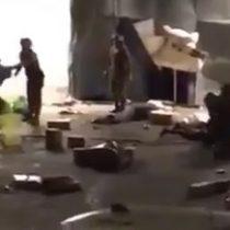 Testigo capta detenciones a lumazos y patadas en Antofagasta
