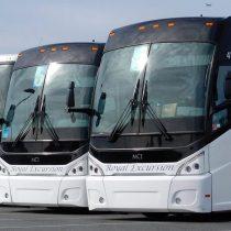 Fin de semana largo: 80% de los servicios de buses ya están funcionando
