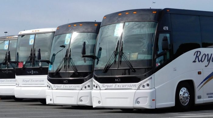 Buses interurbanos implementan plan de viajes de emergencia