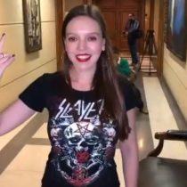 """""""Que viva el metal"""": Camila Flores protagonizará condecoración al reconocido bajista nacional Tom Araya"""
