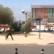 Carabineros, el otro protagonista del viernes de furia: disparan afuera del hospital Barros Luco y hieren a estudiante en Estación Central