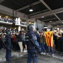 Alta tensión en Cataluña: independentistas protagonizan protestas contra la condena a sus líderes