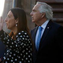 """Cecilia Pérez defiende la pizza de Piñera en plena crisis: """"Tenemos derecho a estar con nuestros seres queridos"""""""