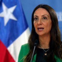 """""""De su boca solo sale veneno"""": la réplica de la vocera a Eyzaguirre por las críticas a Piñera"""