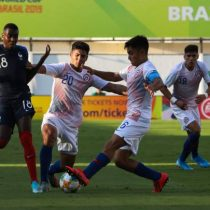 Chile sub 17 se redime ante Haití y sueña con la clasificación a los octavos
